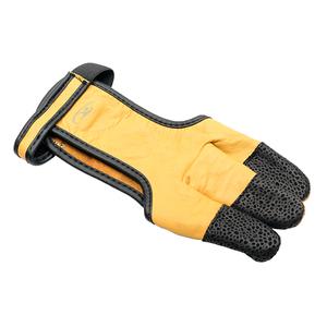 Buck Trail Kangaroo Leather Shooting Glove