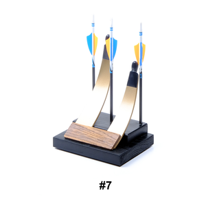Clickers Archery Competition Trophies