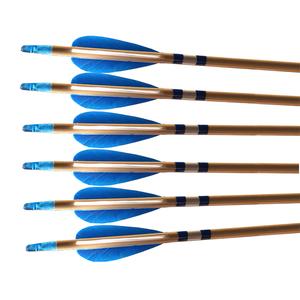Clickers Archery Martial Arts Wooden Arrow - Single