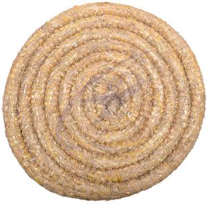 Egertec 65cm Round Straw Target Boss