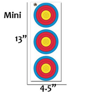 MINI Target Faces