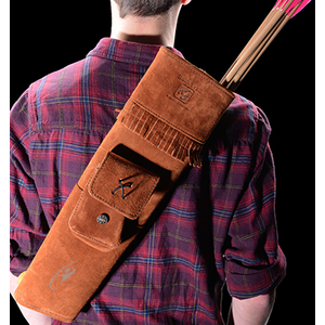 Buck Trail Indian Back Quiver
