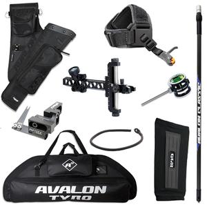 Clickers Archery - Intermediate Compound Accessories Kit