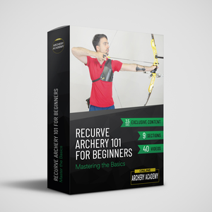 Online Archery Academy Video Course - Recurve Archery 101 for Beginners