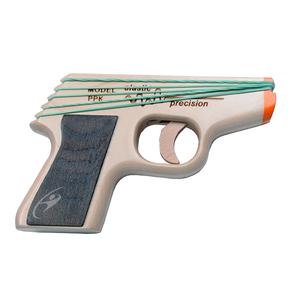 Elastic Precision Elastic Band Gun - Walther PPK Model