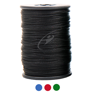 BCY 400 Nylon Multifilament Soft Twist Serving Material