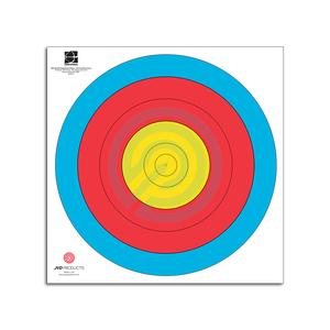 JVD World Archery 80cm Target Face Centre - 5 Ring