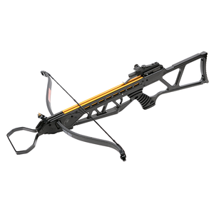 Petron Stealth Fibre Stock Crossbow - 40lbs
