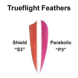Victory VForce Elite Fletched Arrow - Single