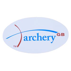 Archery GB Sticker - Single