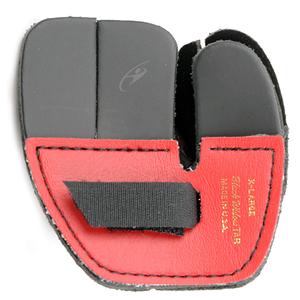 Black Widow Leather Tab