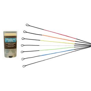 Podium Bowstrings - String + Wax