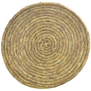 Egertec 128cm Round Straw Target Boss